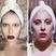 Image 1: Lady Gaga and Amethyst Rose lookalike
