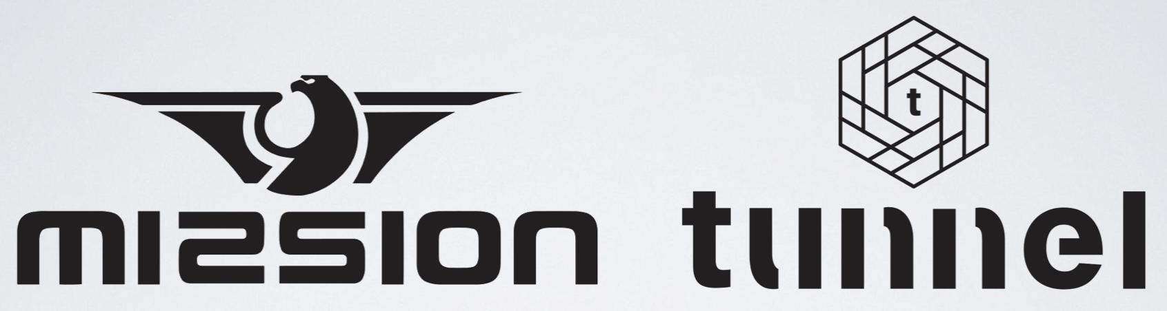Mission Tunnel Leeds Logo