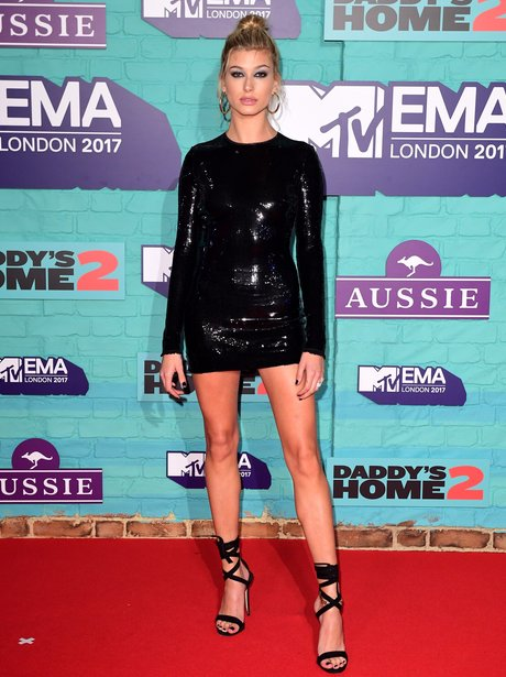 MTV EMAs 2017 Arrival