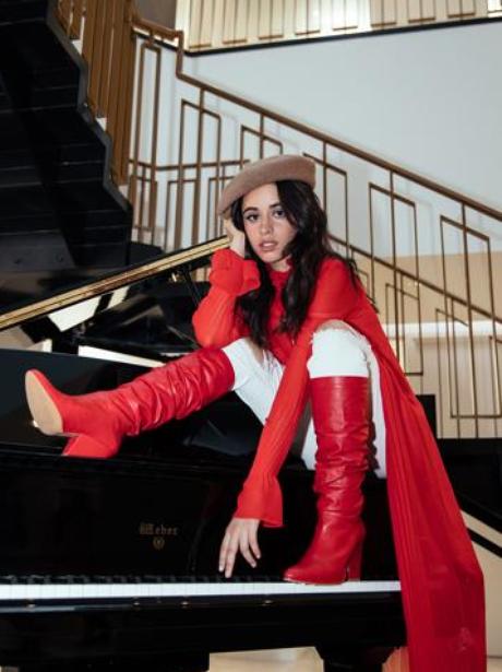 Camila Cabello tmrw magazine