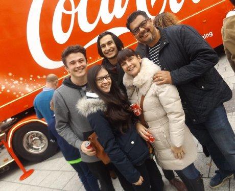 Coca Cola Truck Tour 2017