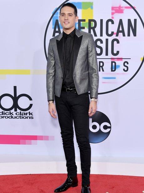 G Eazy American Music Awards 2017