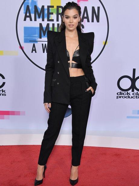 Hailee Steinfeld American Music Awards 2017
