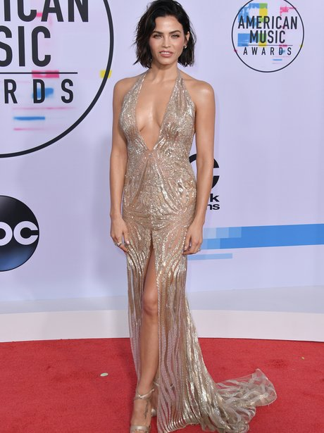 Jenna Dewan American Music Awards 2017