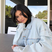 Image 7: Kylie Jenner covers belly with denim jacket