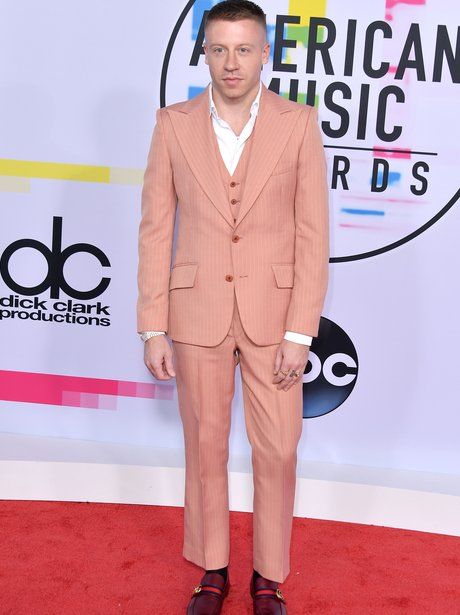 Macklemore American Music Awards 2017