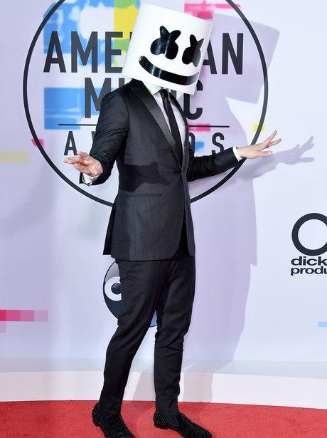 Marshmello American Music Awards 2017