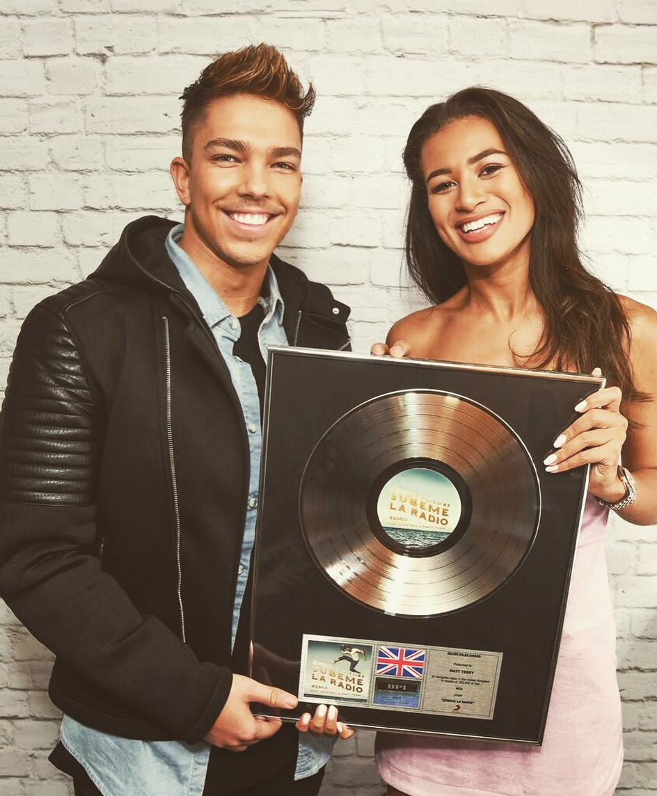 Matt Terry & Montana Brown