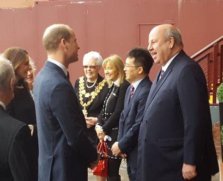 Royal Visit West Midlands