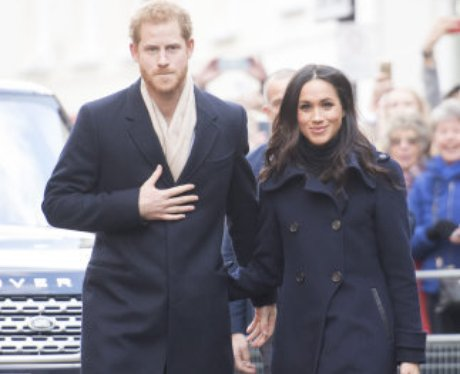 Harry and Meghan nottingham