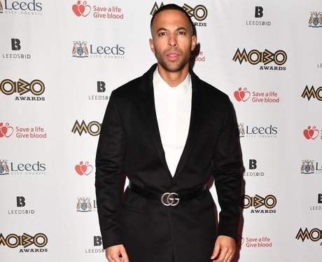 Marvin Humes MOBO Awards 2018