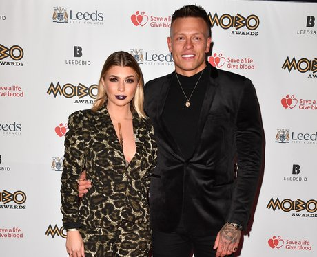 Olivia Buckland & Alex Bowen MOBO Awards 2018
