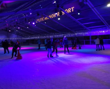 Celtic Manor Ice Party 2017