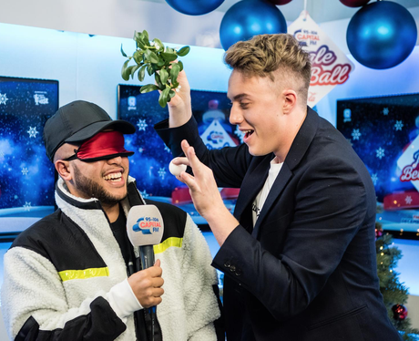 Jax Jones and Roman Jingle Bell Ball 2017