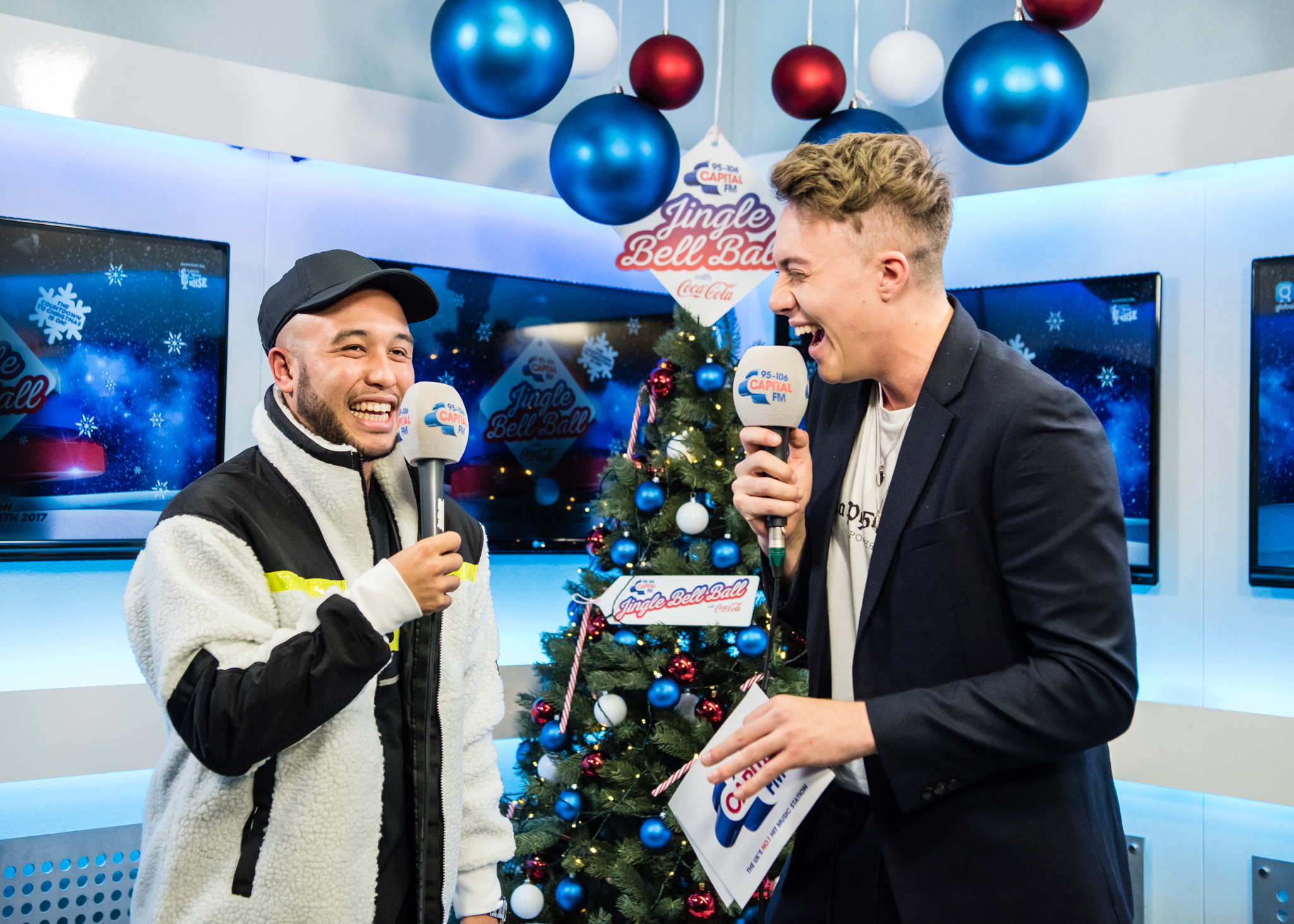 Jax Jones with Roman Kemp