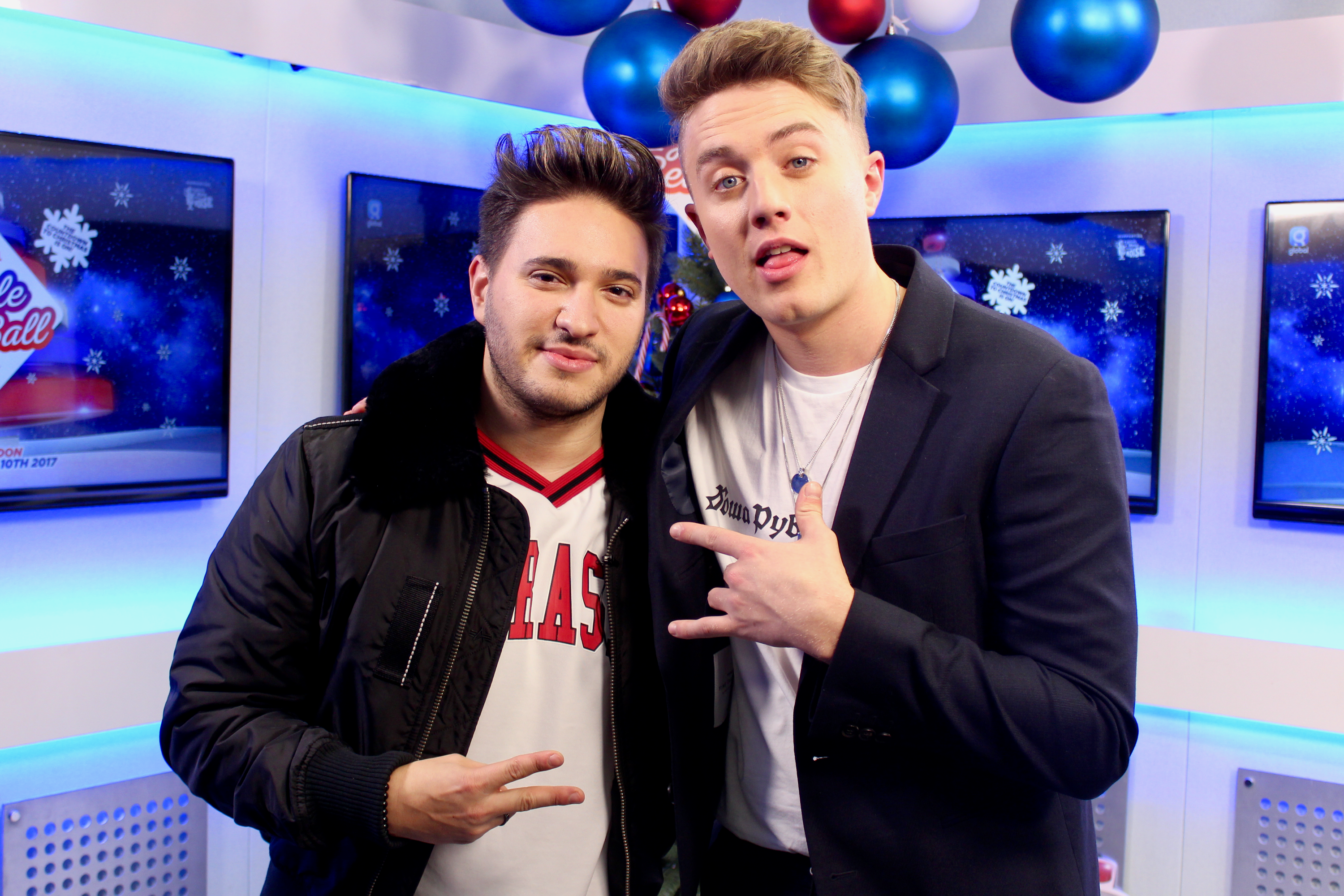 Jonas Blue with Roman Kemp