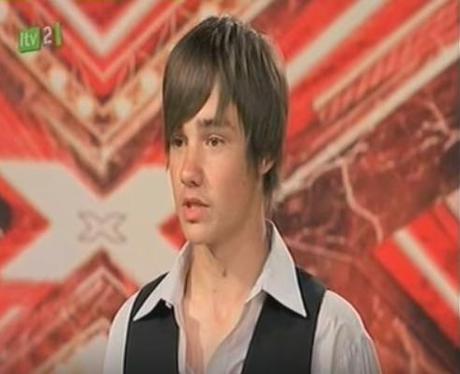 Liam Payne throwback 2008