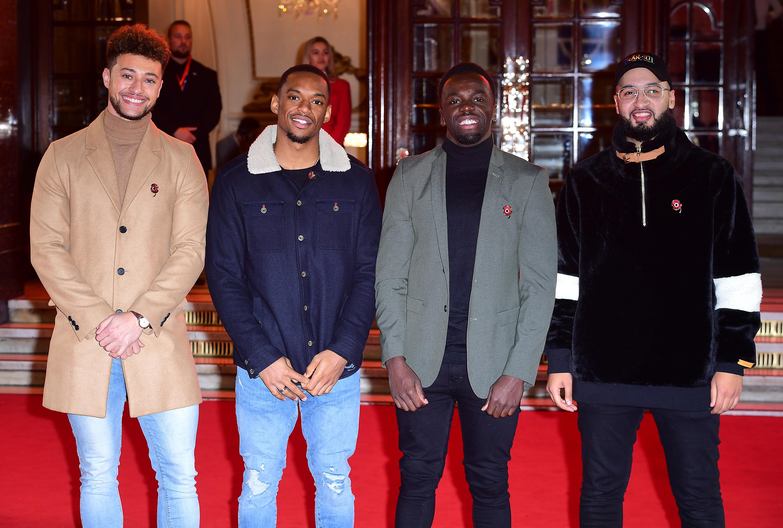 Rak-Su ITV Gala 2017 - London