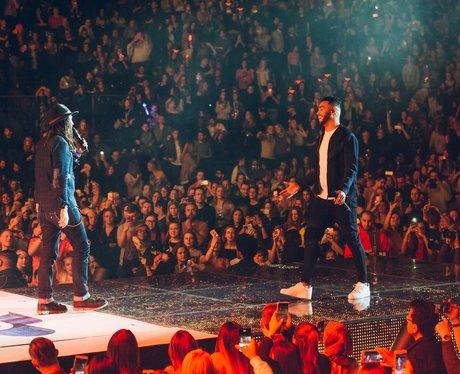 Yungen Jingle Bell Ball 2017 live