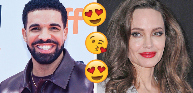 Drake's Attempt To Get A Date With Angelina Jolie Via