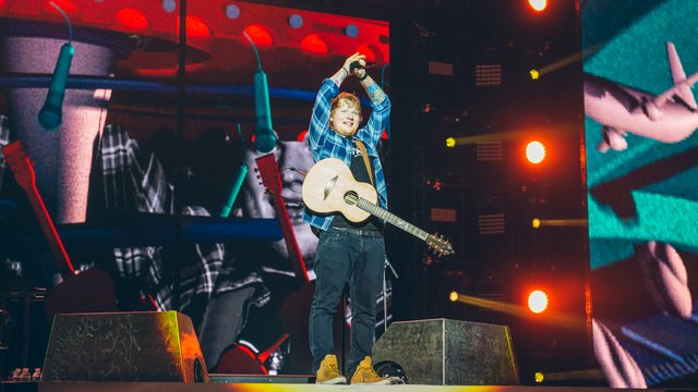 Ed Sheeran | Latest News, New Songs, Photos & Videos | Capital