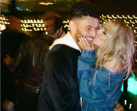 perrie edwards and alex