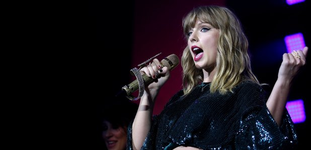 Taylor Swift OWNED The #CapitalJBB Stage & Brought All Her