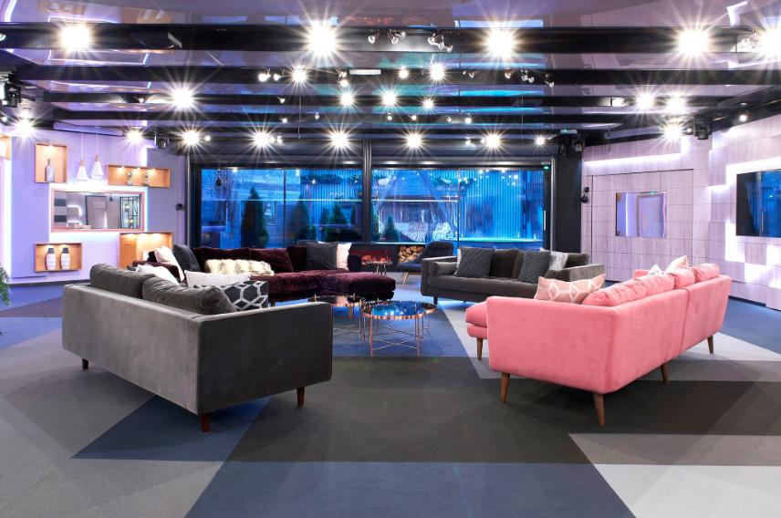 Big Brother 2018 House