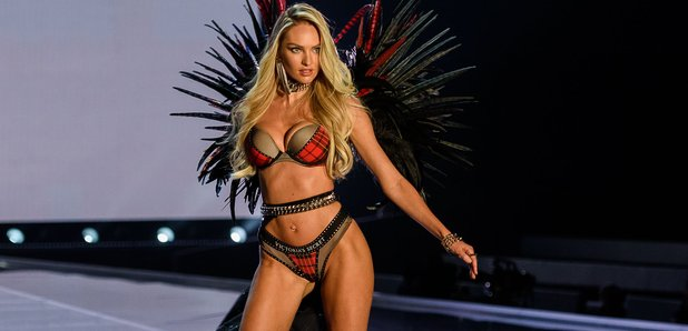89d33b8e04a Candice Swanepoel Just Announced Her Pregnancy On Insta 20 Days After  Bossing The VS Fashion Show