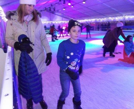 Celtic Manor Christmas Ice Parties 2