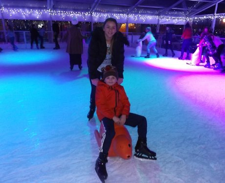 Celtic Manor Christmas Ice Parties 2