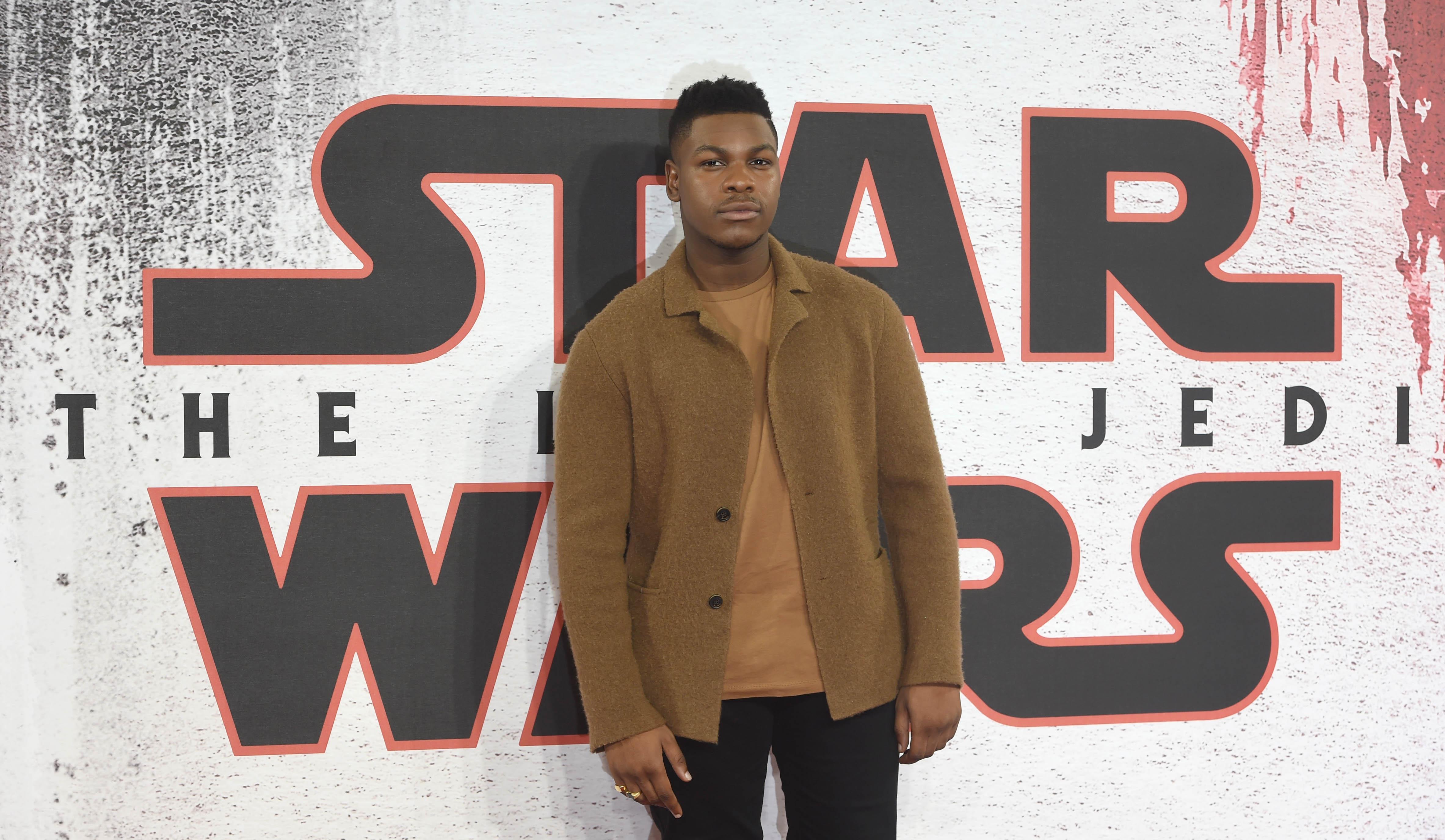 John Boyega 'Star Wars: The Last Jedi'