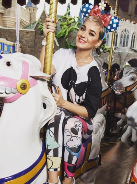 Katy Perry Disney world