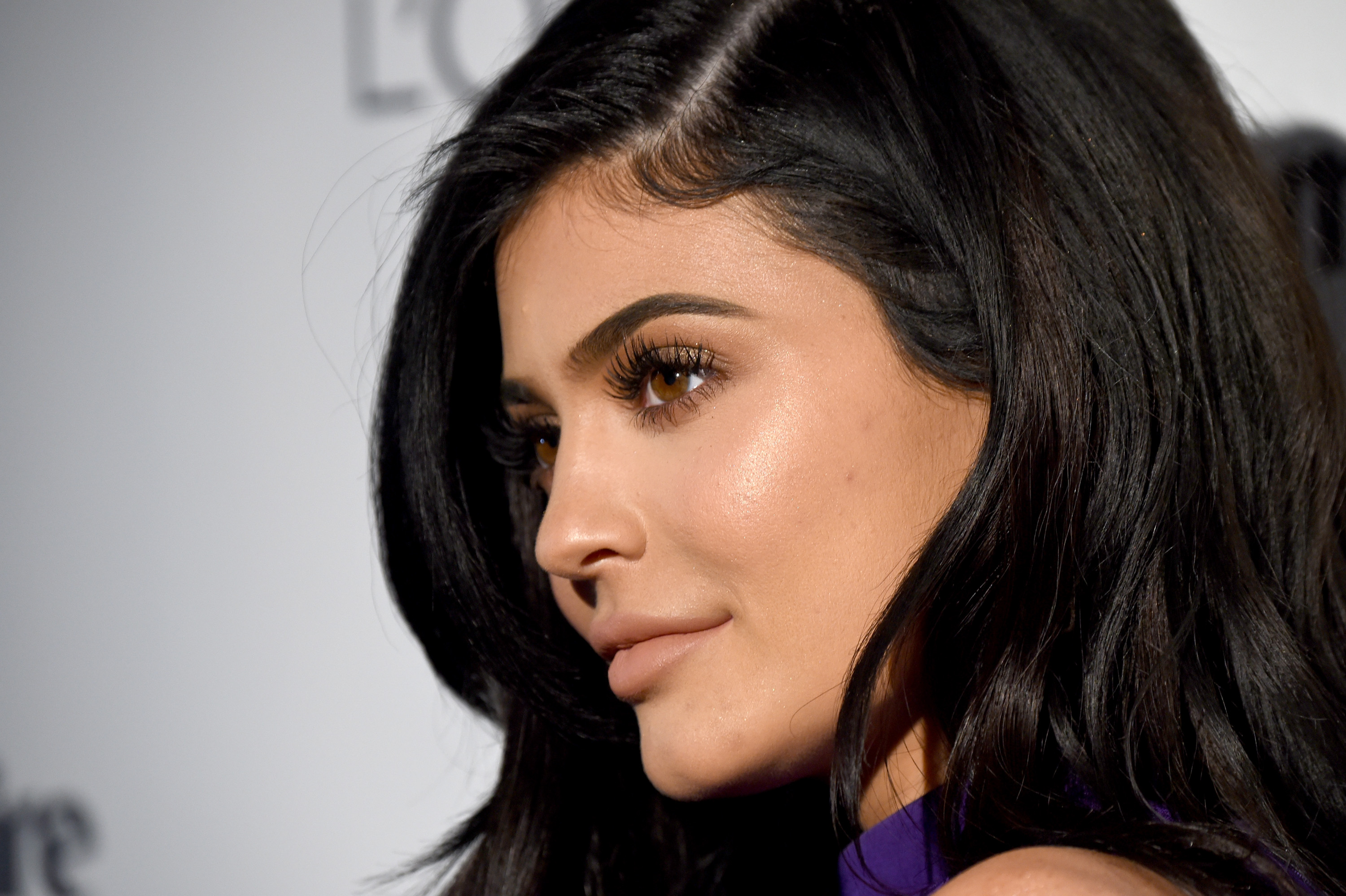 Kylie Jenner Marie Claire's Image Maker Awards