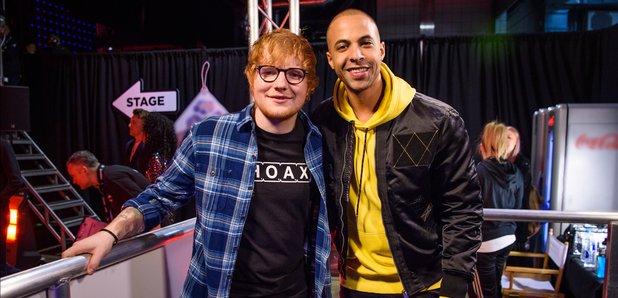 Ed Sheeran NAILED The Big Top 40's Songs Of 2017, Nabbing The Top 2