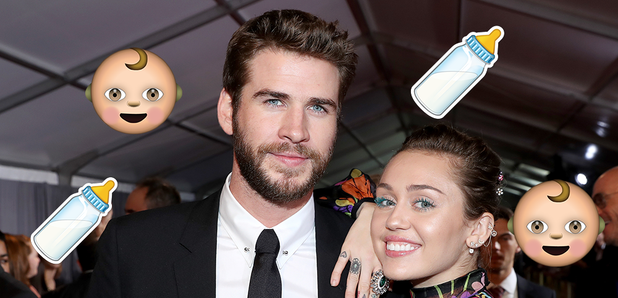 miley cyrus is allegedly quotplanning to start a family with