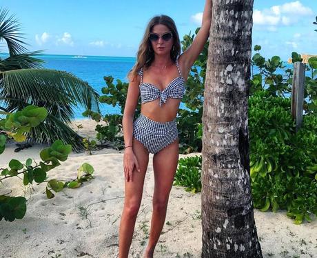 Millie Mackintosh bikini