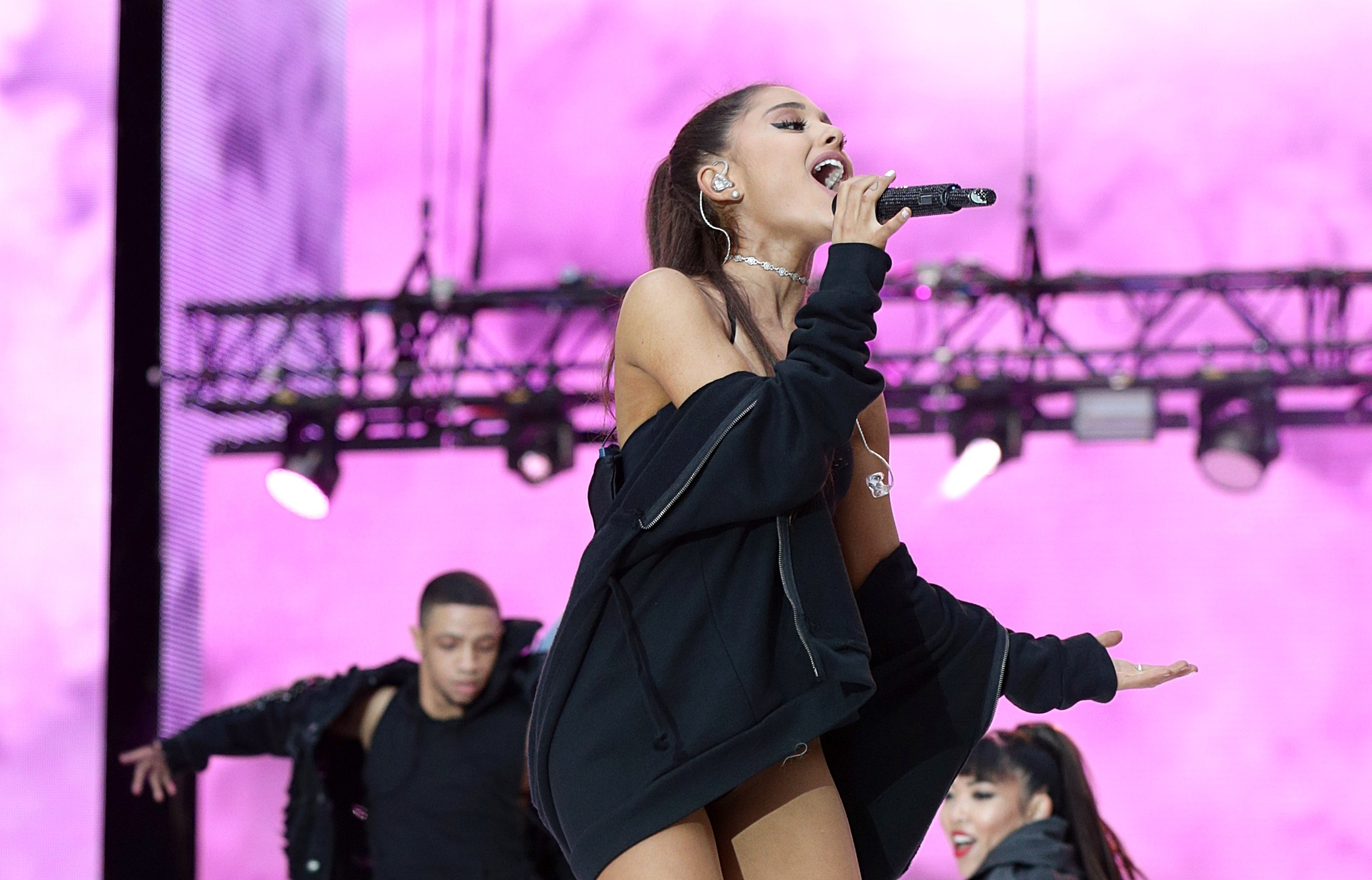 Ariana Grande Capital's Summertime Ball