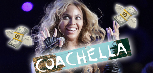 Fans are losing the will to live after discovering the actual price beyonce coachella ticket prices m4hsunfo