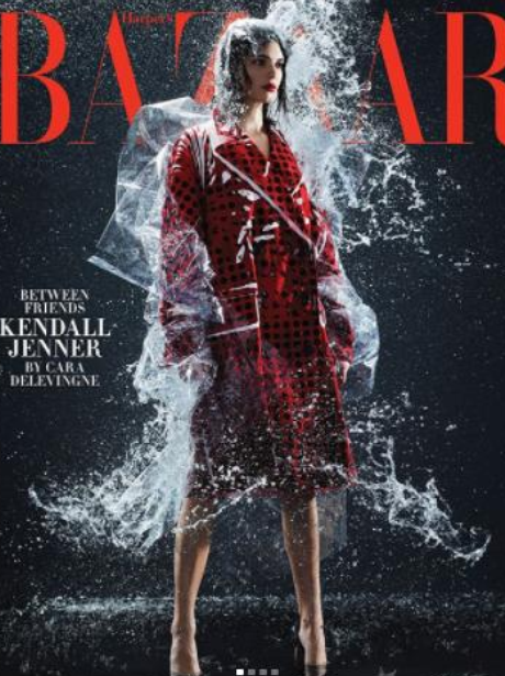 Kendall Jenner cover