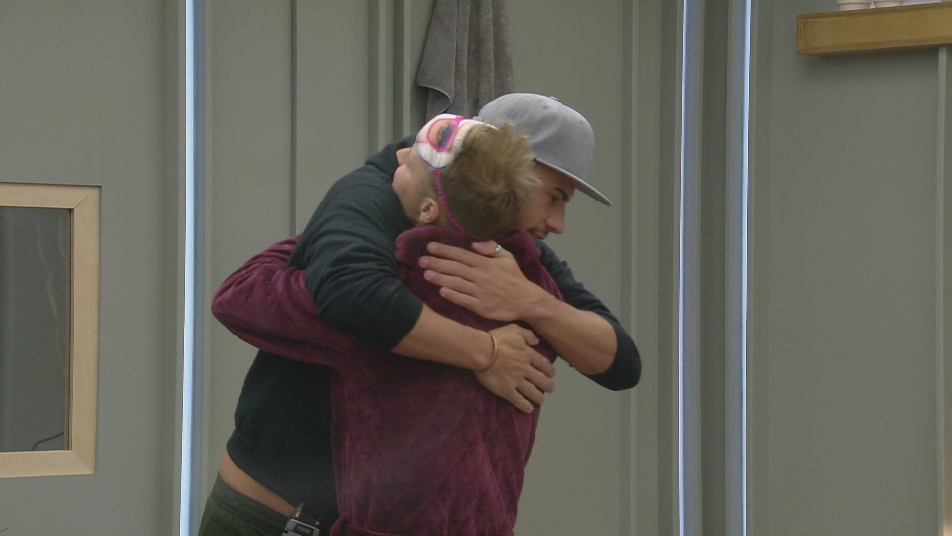 Celebrity Big Brother - Andrew & Shane