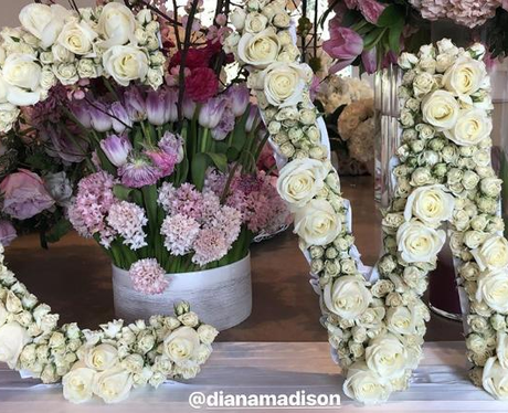 Chicago West flowers