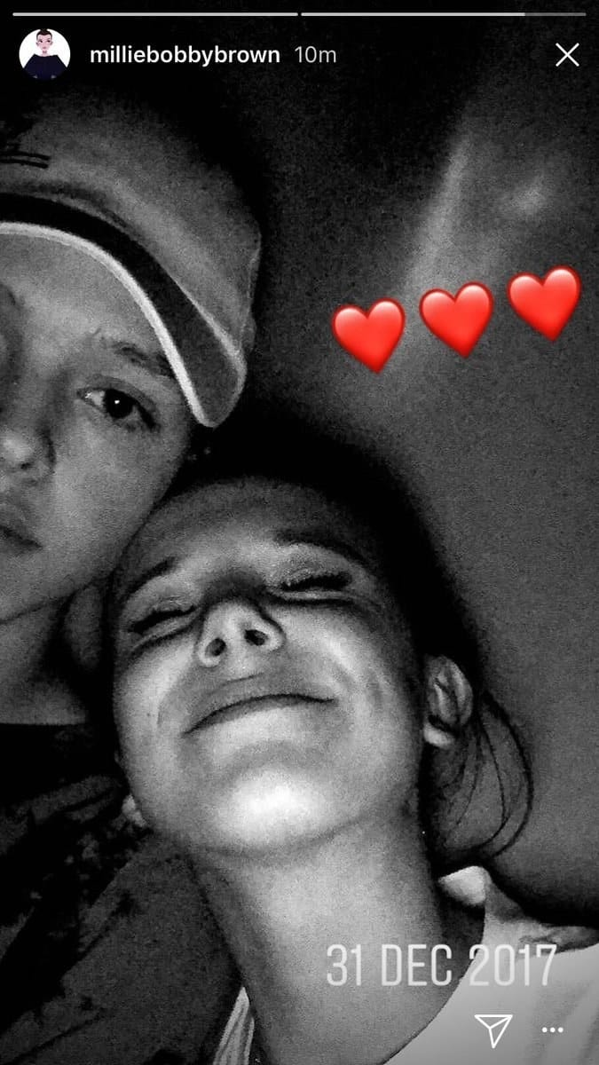 Millie Bobby Brown & Jacob Sartorius' Relationship Timeline: From