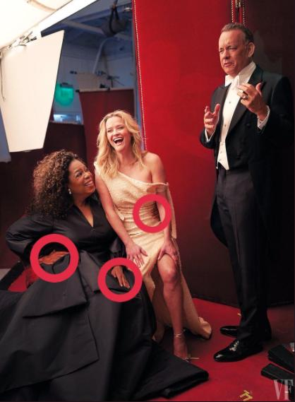 Oprah Three Arms Asset