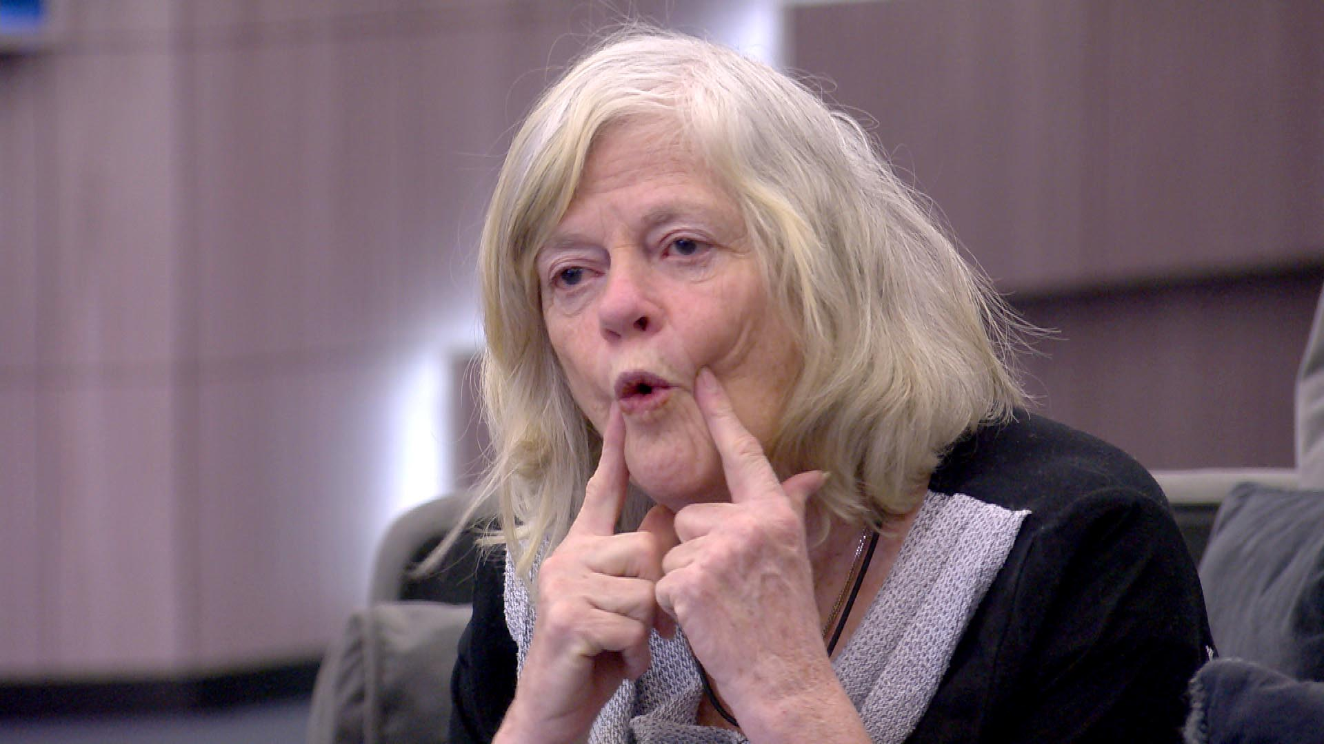 Ann Widdecombe On CBB