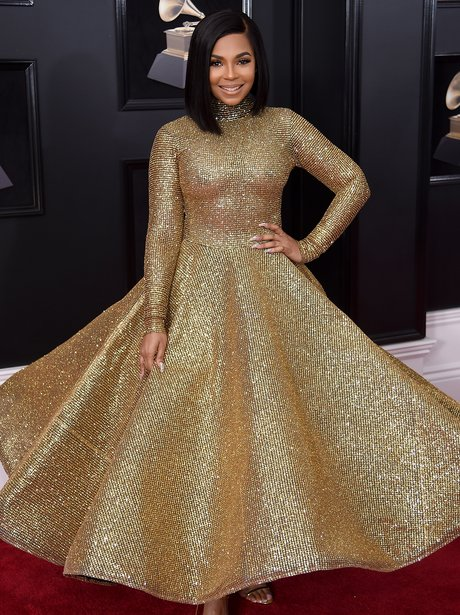 Ashanti Grammy Awards 2018