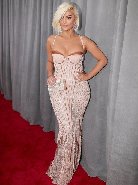 Bebe Rexha Grammy Awards 2018