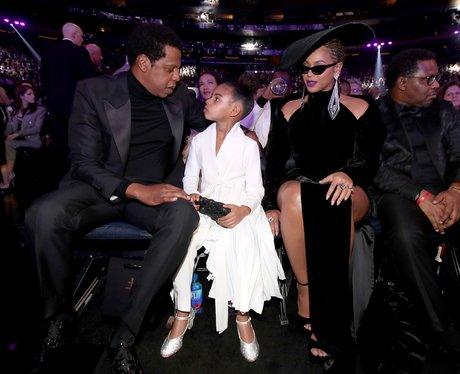 Beyonce Jay Z Blue Ivy Grammy Awards 2018
