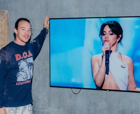 Diplo and Camila Cabello