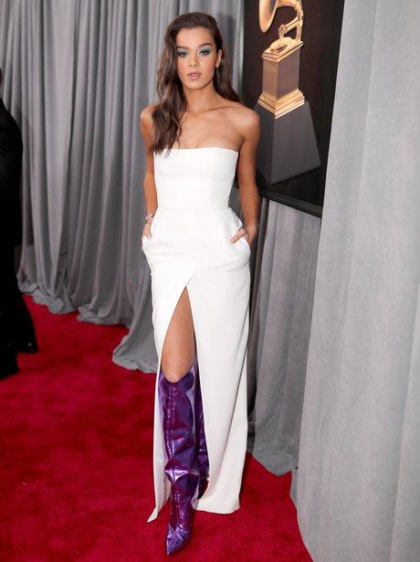 Hailee Steinfeld Grammy Awards 2018